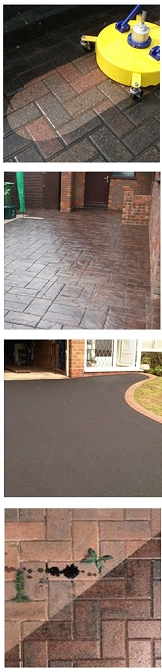 J.R. Driveway & Patio Cleaning Becontree Heath RM8 J R Cleaning