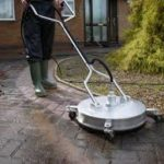 J.R. Driveway & Patio Cleaning jet washing Woodford Green J R Cleaning