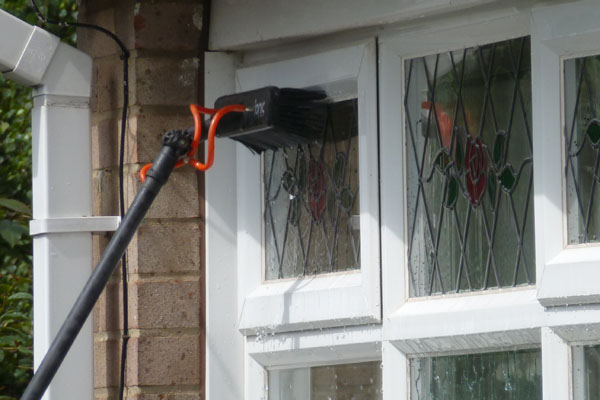 Window cleaning services in Rochester Kent