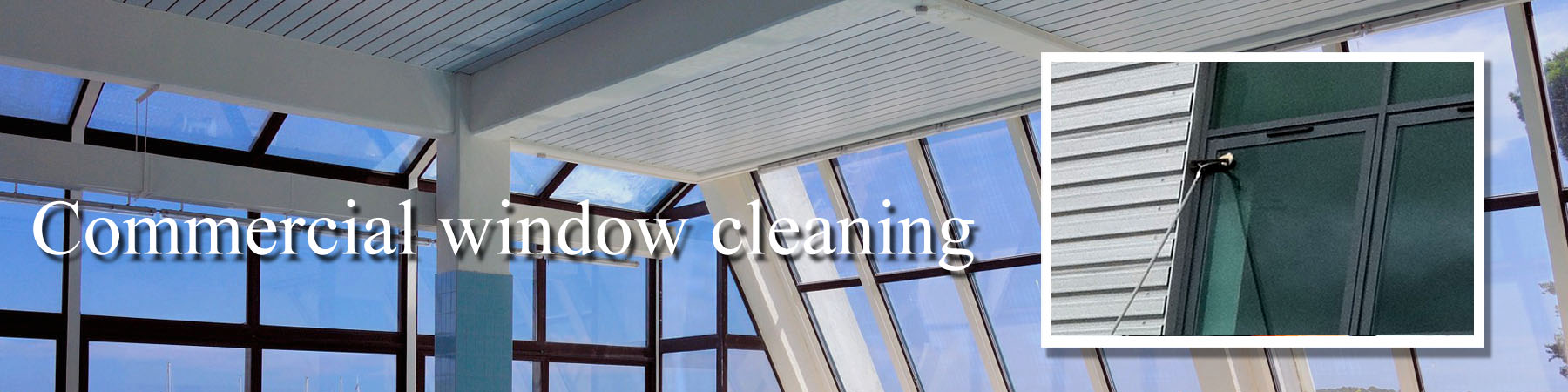 Window cleaning J R Cleaning