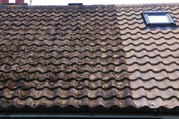 Roof cleaning South Ockendon J R Cleaning
