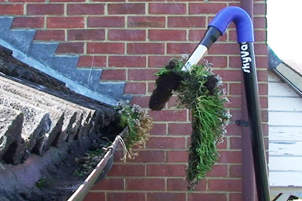Gutter cleaning Wickford J R Cleaning