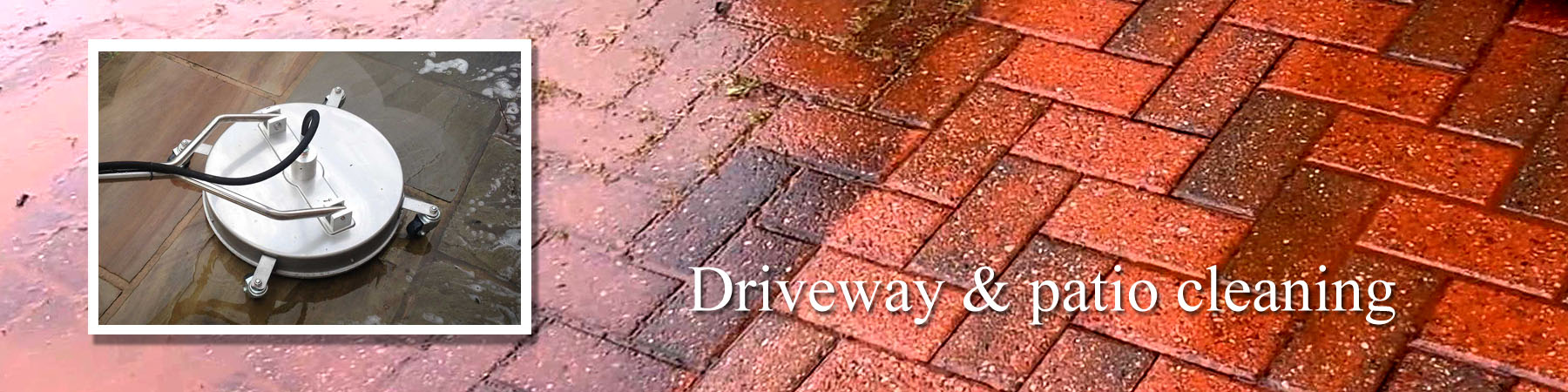 driveway cleaning J R Cleaning